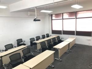 Training room 3